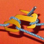 tendeurs de corde chinois de type Figure 9